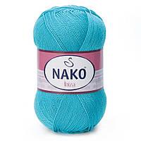 Nako Ibiza №2894 бирюзовый