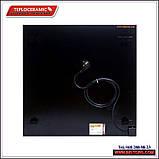 Керамічний обігрівач Teploceramic ТС 370 Black (чорний) /Керамический обогреватель Теплокерамик ТС 370 черный, фото 3