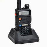 Радіостанція (рація) Baofeng UV-5R двоканальна / Радиостанция (рация) Баофенг UV-5R двухканальная, фото 2