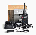 Радіостанція (рація) Baofeng UV-5R двоканальна / Радиостанция (рация) Баофенг UV-5R двухканальная, фото 3
