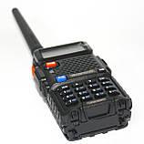 Радіостанція (рація) Baofeng UV-5R двоканальна / Радиостанция (рация) Баофенг UV-5R двухканальная, фото 4