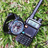 Радіостанція (рація) Baofeng UV-5R двоканальна / Радиостанция (рация) Баофенг UV-5R двухканальная, фото 5