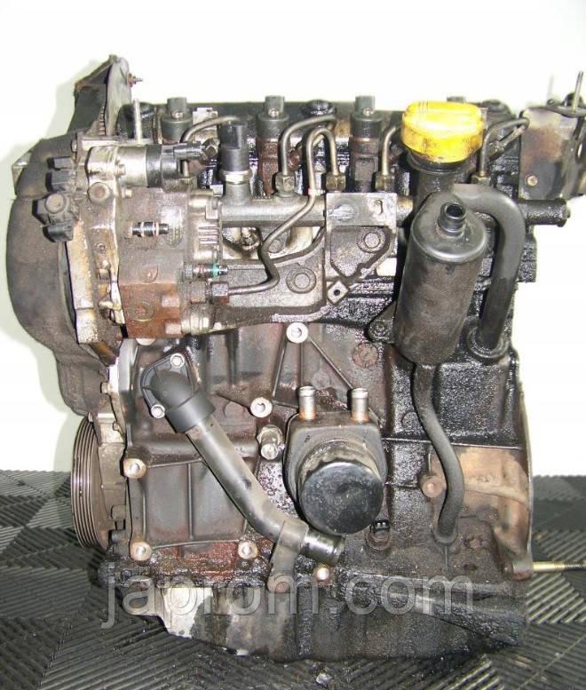 Мотор (Двигатель) Renault Espace IV 2002-2013г.в F9Q820 F9K 1,9  DCI
