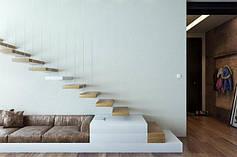 Лестницы из дерева и металла