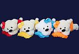 Мягкая игрушка лежачий медведь 60 см, фото 7