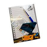 Доска для надписей, картонная сухостираемая, А4 (дизайны для детей), фото 3