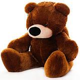 Большой мягкий медведь 120 см, фото 7