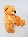 Большой мягкий медведь 120 см, фото 10
