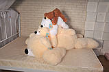 Огромный плюшевый медведь 200 см, фото 10