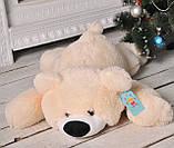 Плюшевый медведь Умка - лежачий 125 см, фото 3