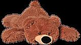 Плюшевый медведь Умка - лежачий 125 см, фото 6