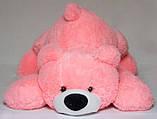 Плюшевый медведь Умка - лежачий 125 см, фото 9