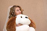 Большая плюшевая игрушка собака 150 см, фото 6