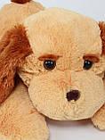 Большая плюшевая игрушка собака 150 см, фото 8