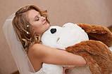 Большая плюшевая игрушка собака 150 см, фото 9