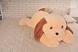 Большая плюшевая игрушка собака 150 см, фото 10