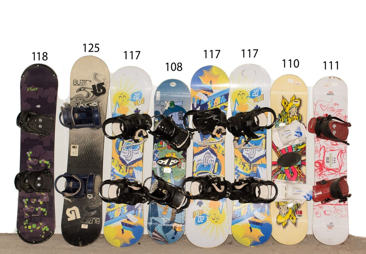 Сноуборд  Сноуборды ОПТ ОПТОМ из Австрии 125