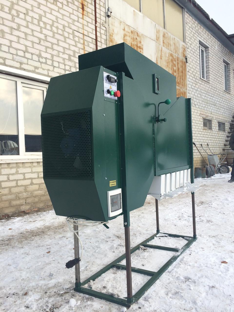 Сепаратор зерновий Аеродинамічний ІЗМ-10 сепаратор зерна 10 т/год