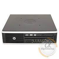 ПК usff HP 8200 (i3-2100/4Gb/ssd 120Gb) БО