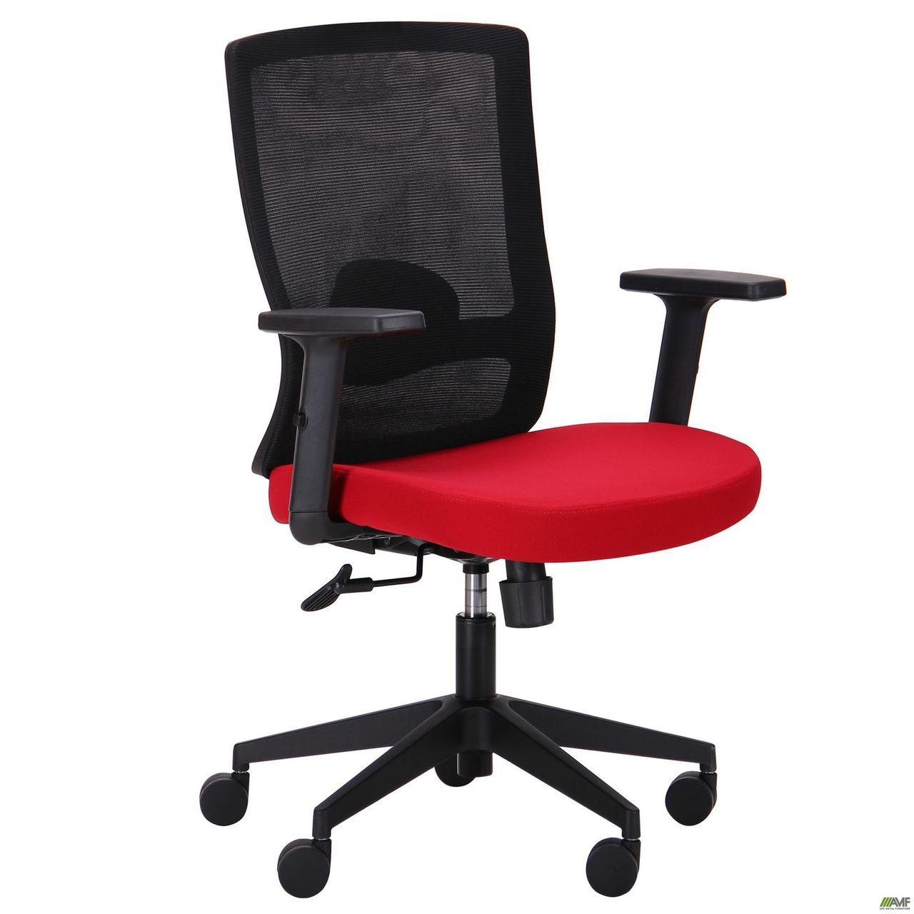 Кресло Xenon LB черный/гранат TM AMF