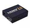 HDMI 2.0 усилитель сигнала, репитер адаптер, скорость до 6Гбит/с ультра-высокое разрешение 4K/2K 60Гц Repeater
