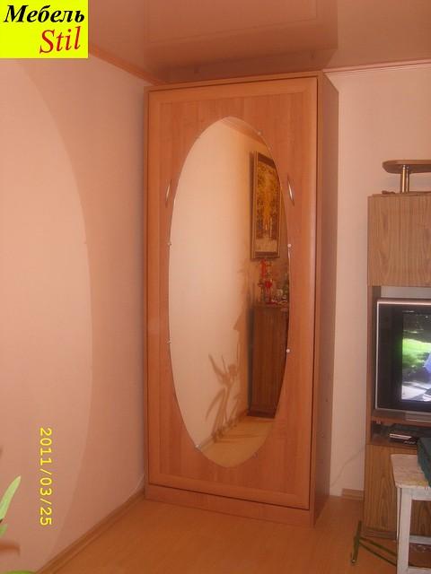 Односпальная шкаф-кровать, фото 1