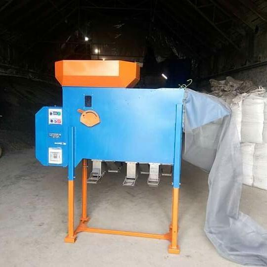 Сепаратор зерновий, Віялка для зерна 5 т/рік, сепаратора зерна