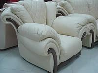Комплект мягкой мебели FANTOM (Диван и кресло)