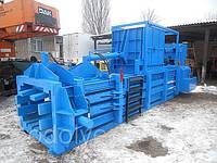Пресс для вторсырья гидравлический тонельный ПГМТ-50 на 22 кВт
