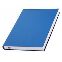 Ежедневник Принт ФЛЕКС  голубой от Lediberg, Италия, датированный на 2022 год, под тиснение логотипа