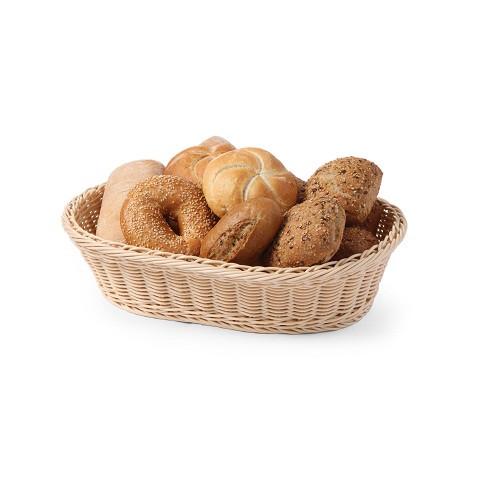 Корзинка для хлеба и булочек овальная, 380x270x(H)90 мм 561003 Hendi (Нидерланды)