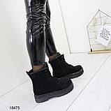 Ботинки женские демисезонные 38,39  размеры А18475, фото 2