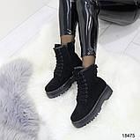 Ботинки женские демисезонные 38,39  размеры А18475, фото 5