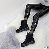 Ботинки женские демисезонные 38,39  размеры А18475, фото 7
