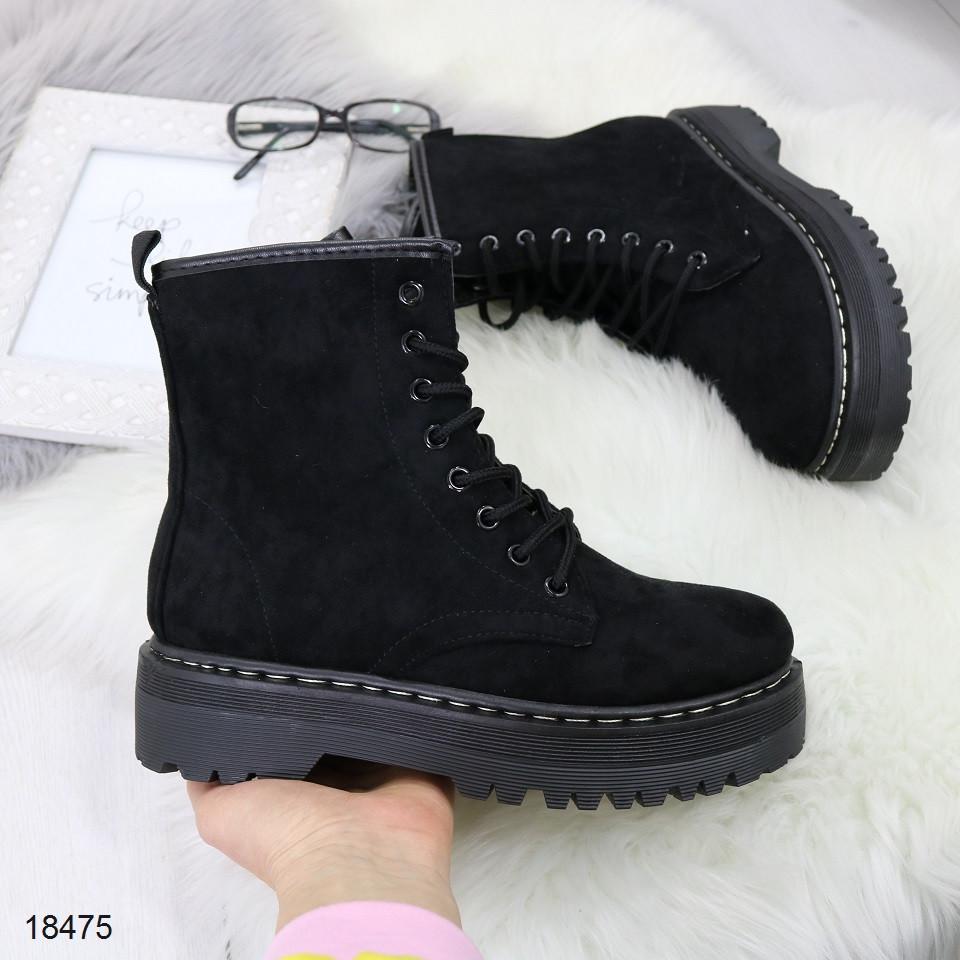 Ботинки женские демисезонные 38,39  размеры А18475