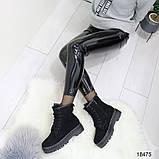 Ботинки женские демисезонные 38,39  размеры А18475, фото 8