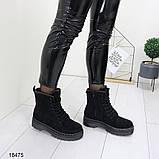Ботинки женские демисезонные 38,39  размеры А18475, фото 10