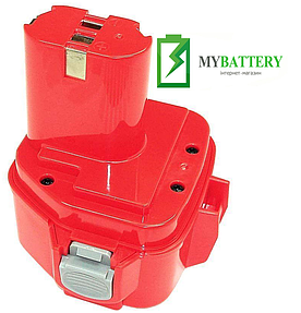 Аккумулятор для шуруповерта Makita 1220 2000 mAh 12 V красный