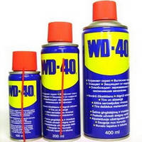 Смазка универсальная аэрозоль  WD-40 400мл