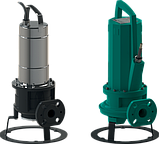 Насос с погружным двигателем для отвода сточных вод Wilo Rexa CUT GI03.31/S-M15-2-523/P, фото 3