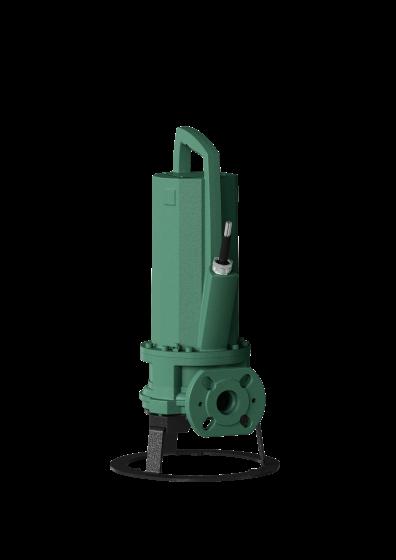 Насос с погружным двигателем для отвода сточных вод Wilo Rexa CUT GI03.31/S-T15-2-540