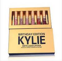 Набор стойких матовых помад Kylie (6 штук)
