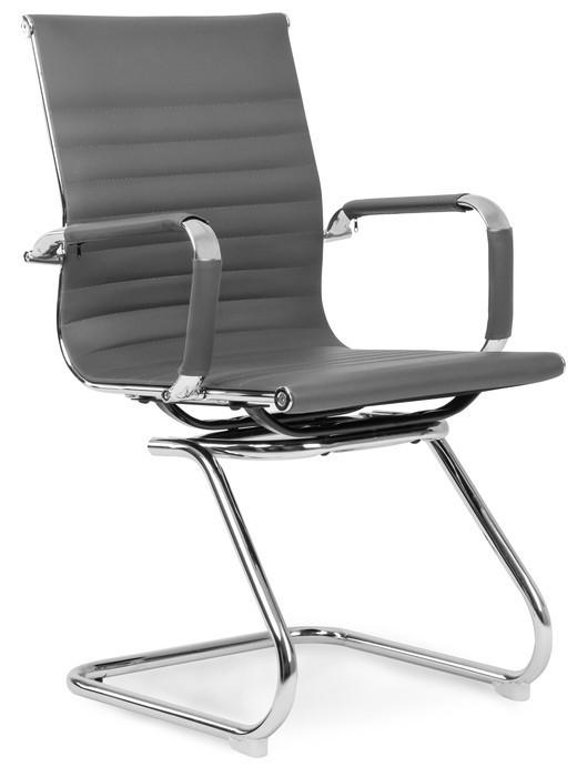Офисный стул Conference Classic grey  / офісне крісло