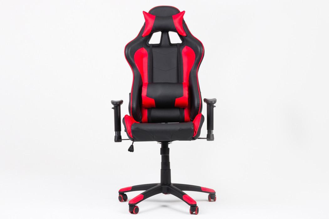 Офисный стул Formula red/black  / офісне крісло