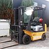 Газовый вилочный погрузчик 1,8 тонн Nissan P1D1A18LT  б/у