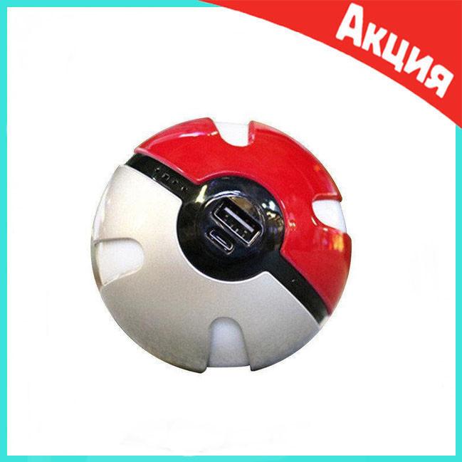 Power Bank 10000 mAh Pokemon Go   Портативное зарядное устройство