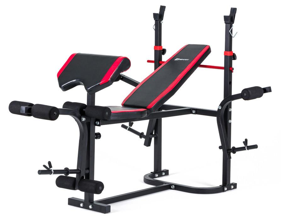 Набор Premium 33 кг со скамьей HS-1020 + пульт (парта) + тяга