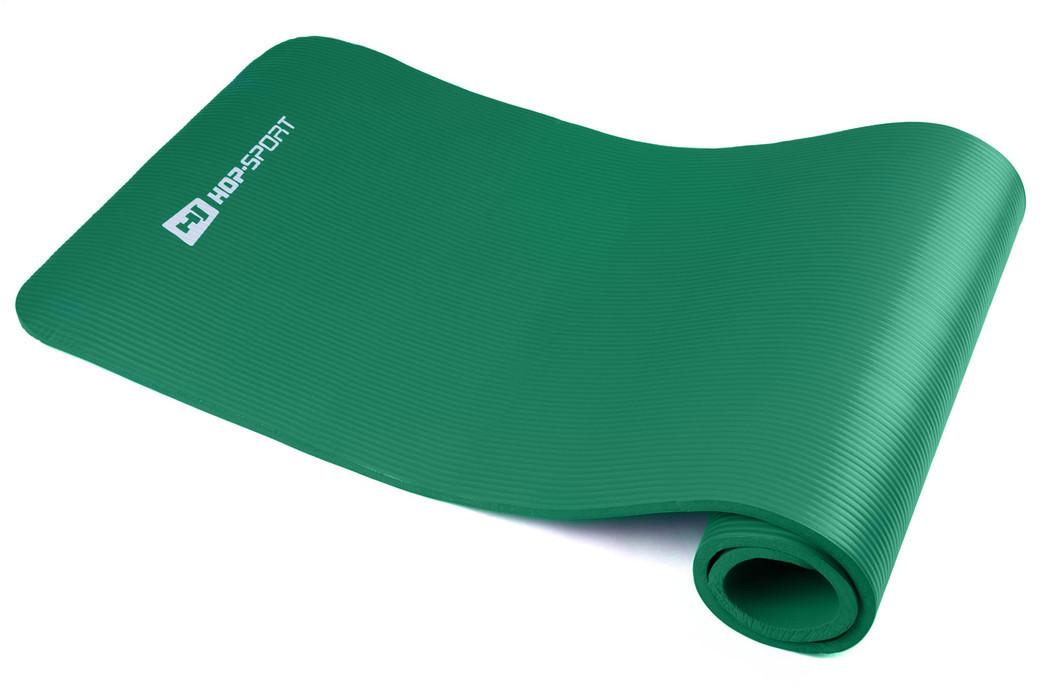 Мат для фітнесу Hop-Sport 1см (зелений) / Мат для фитнеса Hop-Sport HS-4264 1 см Green