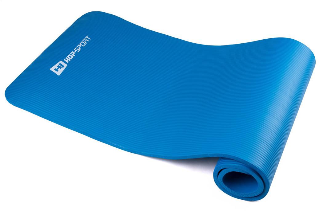 Мат для фітнесу Hop-Sport 1см (блакитний) / Мат для фитнеса Hop-Sport HS-4264 1 см Sky Blue