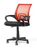 Офисный стул Comfort red / офісне крісло, фото 3
